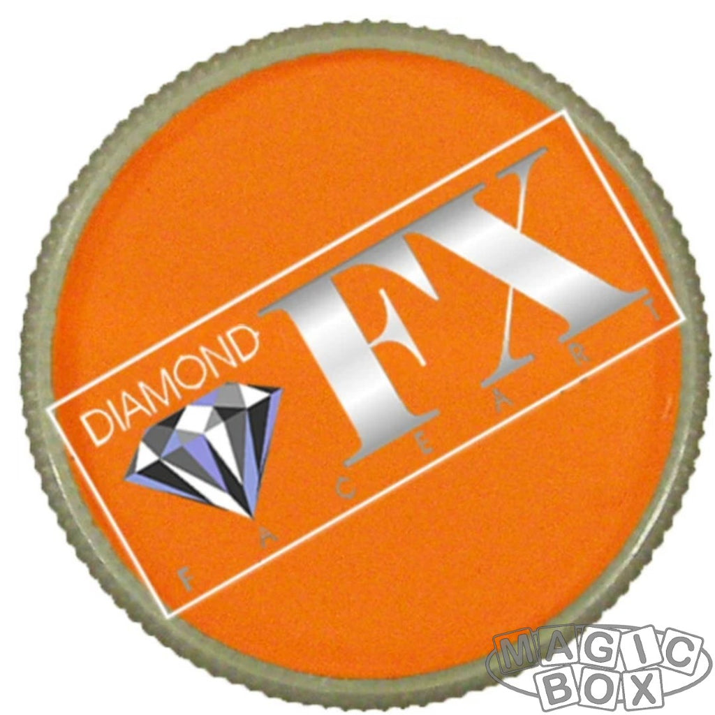 Diamond FX, Neon Orange 30g