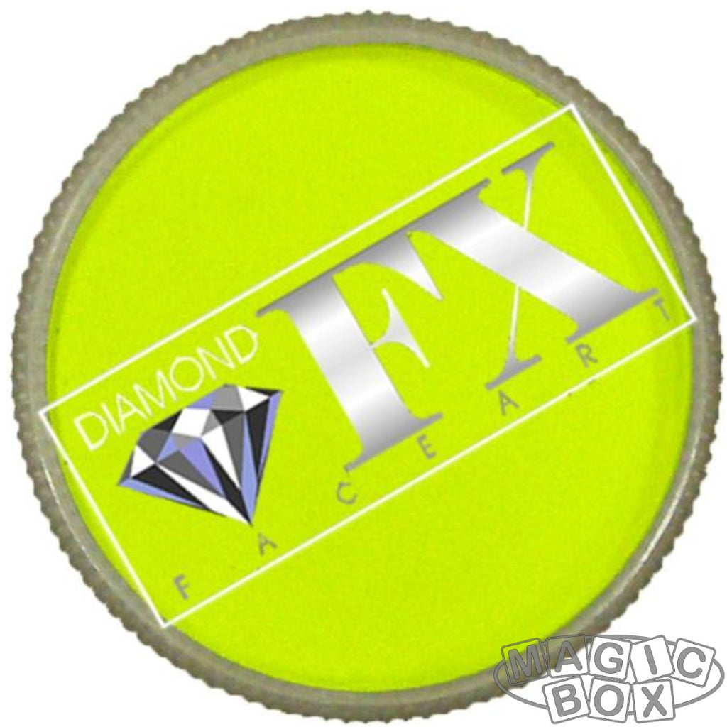 Diamond FX, Neon Yellow 30g