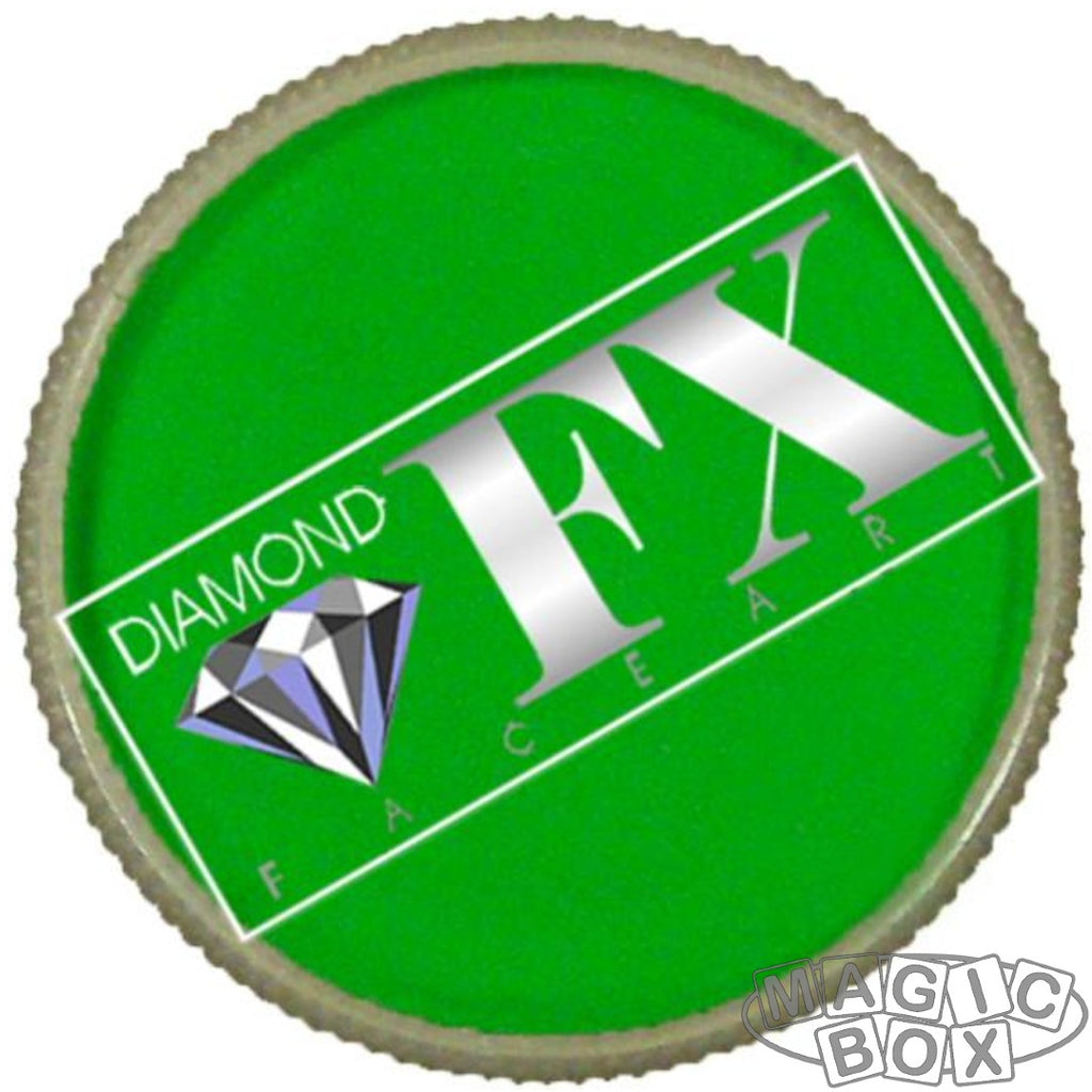 Diamond FX, Neon Green 30g