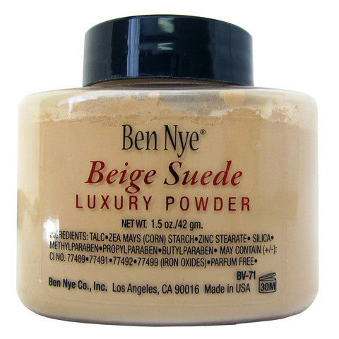 Bella Luxury Powders, Beige Suede