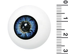 Grimas, Artificial Eye, Blue