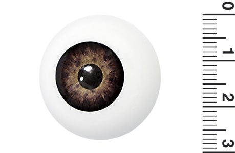 Grimas, Artificial Eye, Brown