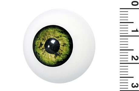 Grimas, Artificial Eye, Green