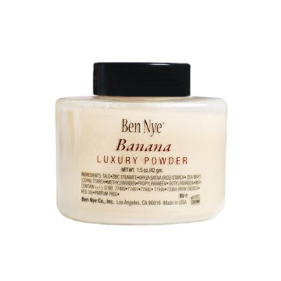Bella Luxury Powders, Banana Light