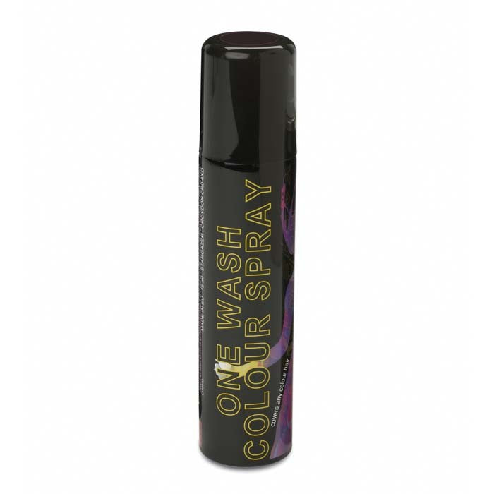 Hair Colour Spray, Black