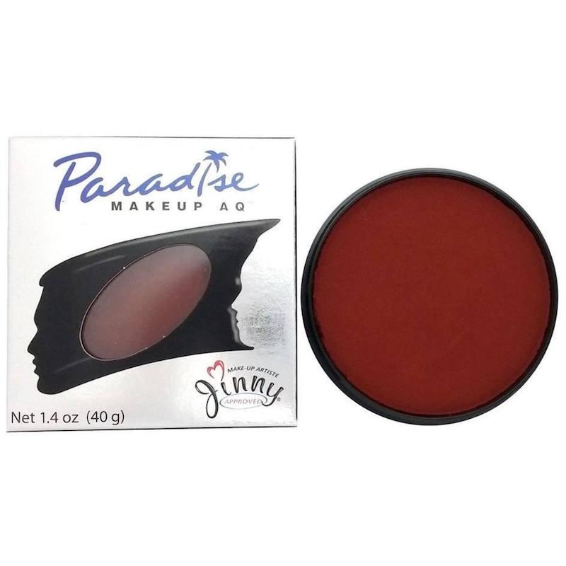 Mehron Paradise, Basic Red