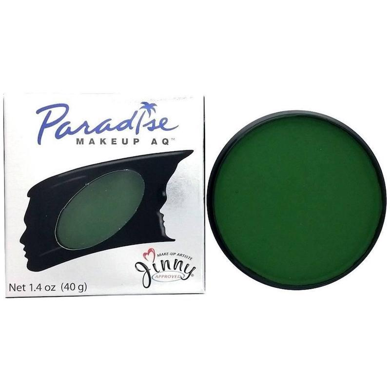 Mehron Paradise, Basic Dark Green