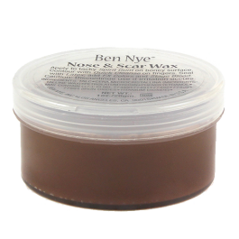 Ben Nye, Nose and Scar Wax, Brown, 2.5oz