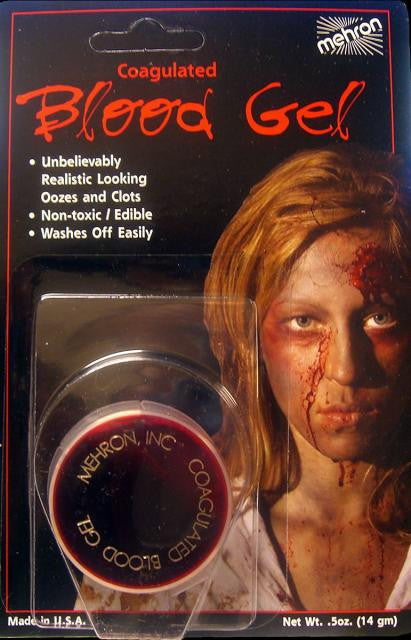 Mehron, Coagulated Blood Gel
