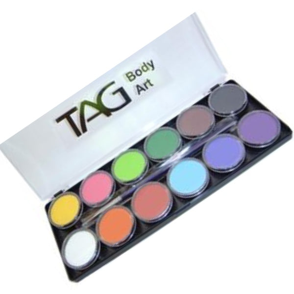 Tag, Regular Palette