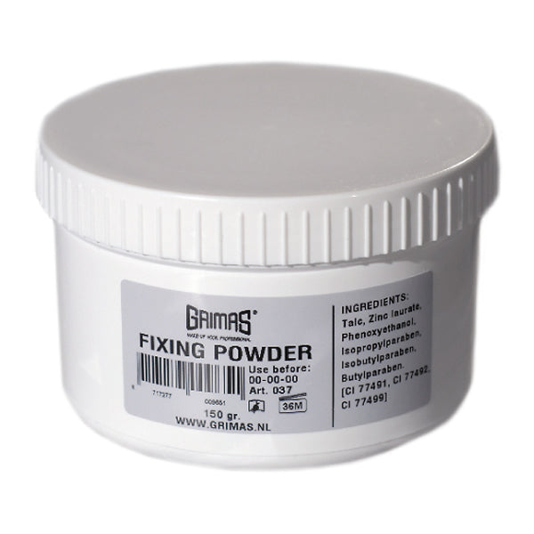 Grimas, Fixing Powder, 25g