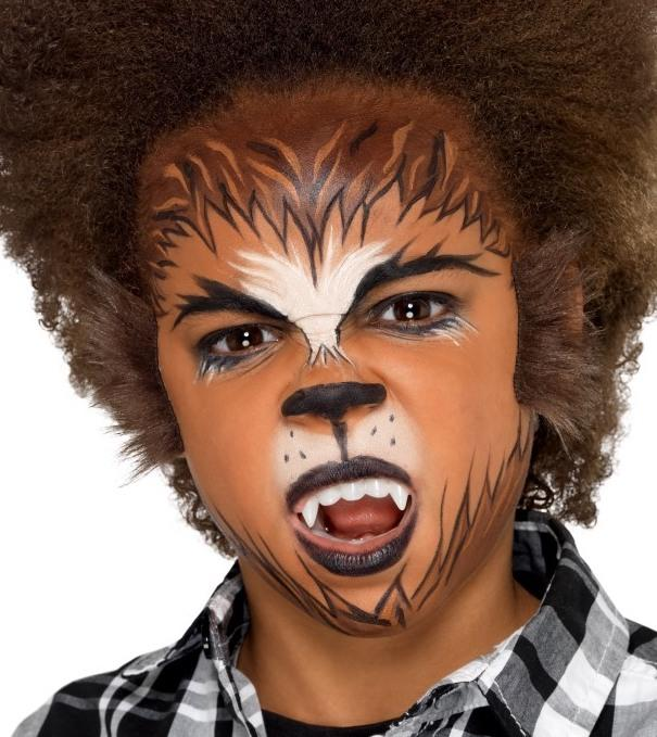 Make up Kit, Child Werewolf
