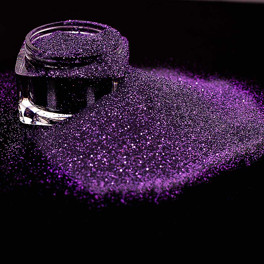 Carnival Glitter, Light Purple 15g