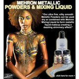 Metallic Powder & Liquid Combo, Bronze