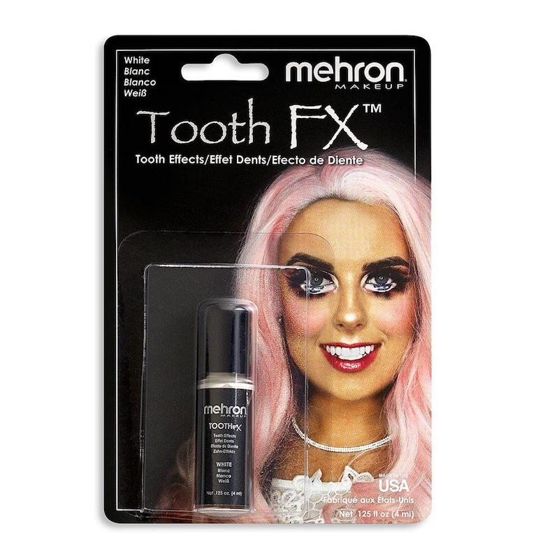 Mehron, Tooth FX, White