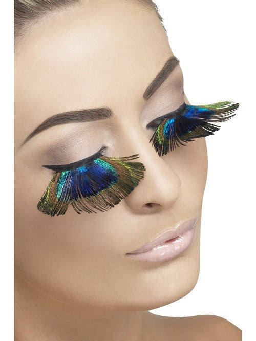 Fever, Eyelashes, Peacock Feather