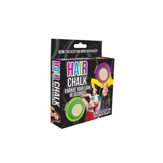 Neon Hair Chalk (Hot Pink & Electric Blue)