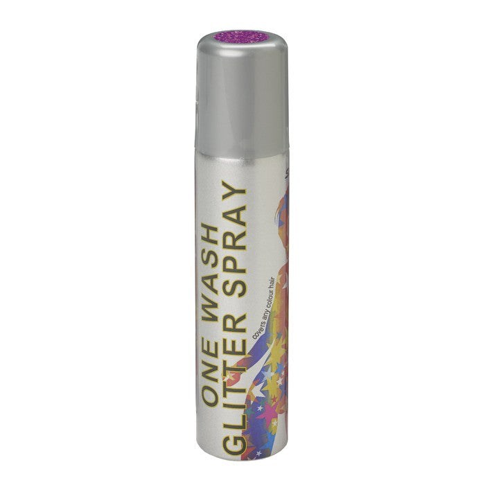 Hair Glitter Spray, Purple