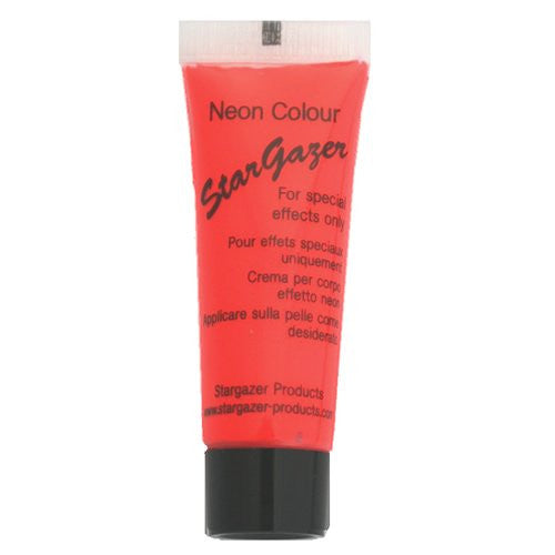 Special Effects Paint, Neon Red