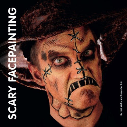 Scary Facepainting