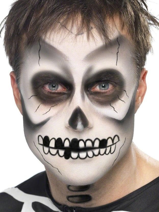 Make Up Kit, Skeleton