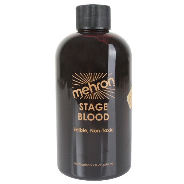 Mehron, Stage, Blood, Dark, 9oz