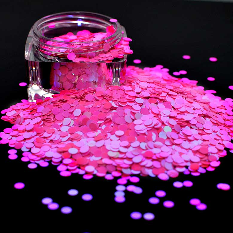 Carnival Chunky Super Jumbo, Pink Power 15g