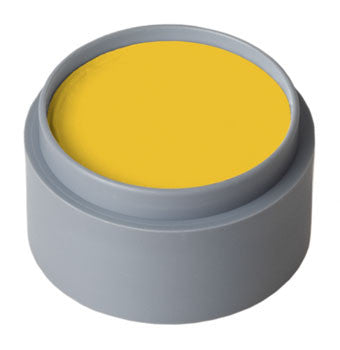 Grimas Face Paint, Yellow-Orange