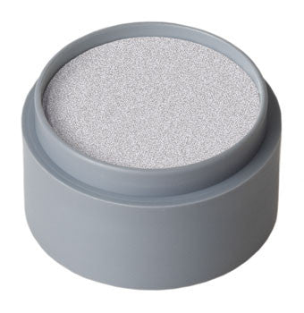 Grimas Pearl Face Paint, Silver