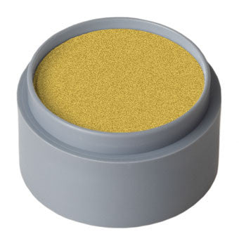 Grimas Pearl Face Paint, Bright Gold