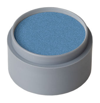 Grimas Pearl Face Paint, Blue Azure