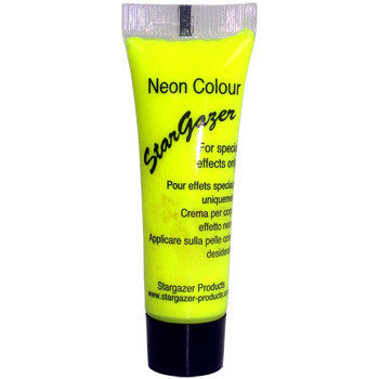 Special Effects Paint, Neon Yellow