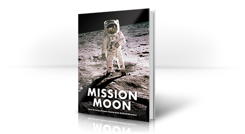 Mission Moon Book - Presale