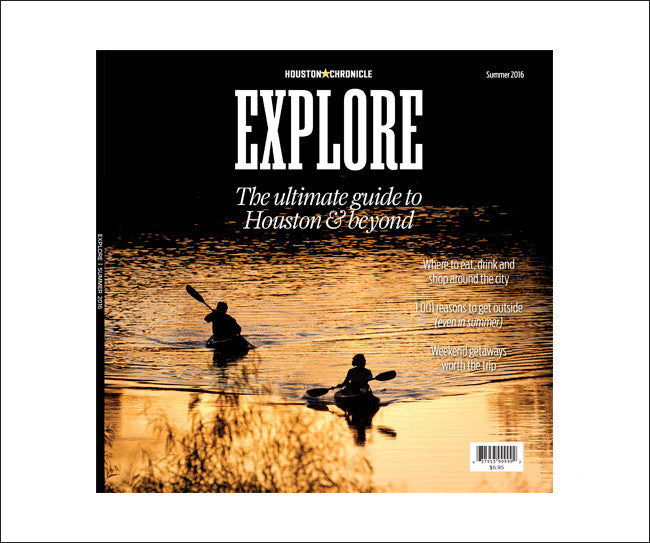 Explore Magazine -- Summer 2016