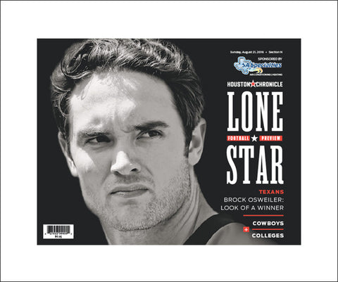 2016 Lone Star Football Preview Magazine