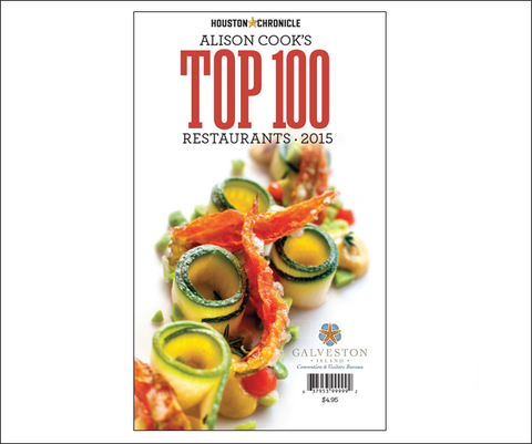 Alison Cook's Top 100 Restaurants of Houston 2015