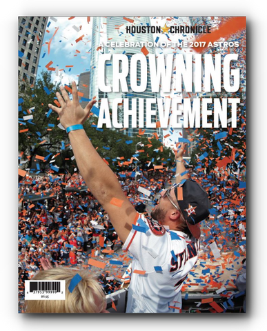 Crowning Achievement - Commemorative Astros Book