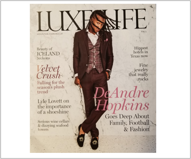 Luxe Life - Fall 2016