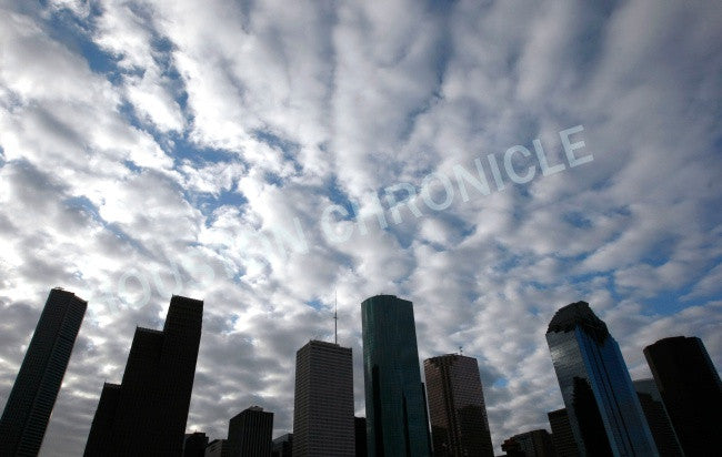 Downtown Houston Sky