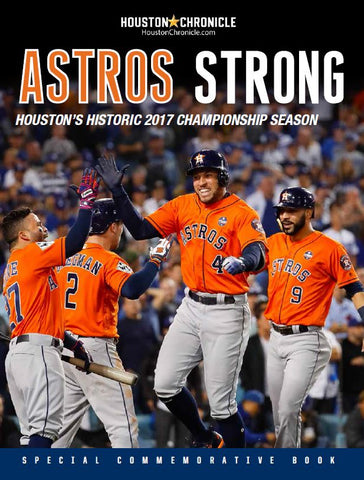 Astros World Series Winning Tribute Book