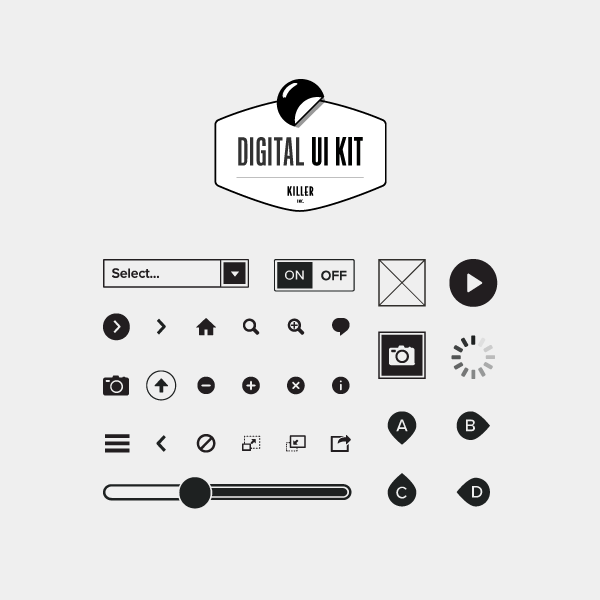 Digital UI Kit