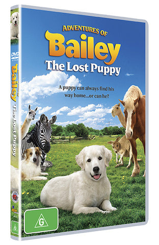 Bailey the Lost Puppy