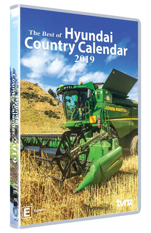 The Best of Country Calendar 2019