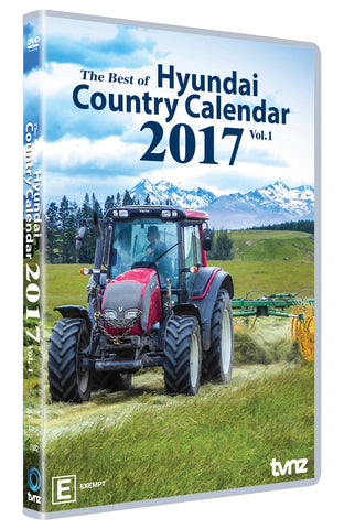 The Best of Country Calendar 2017 v.1
