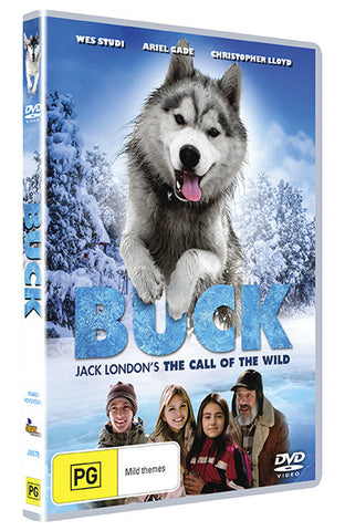 Buck. Jack London's The Call of the Wild