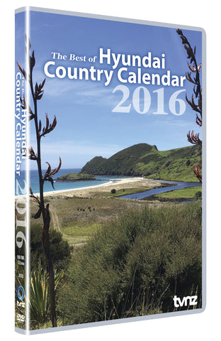 The Best of Country Calendar 2016
