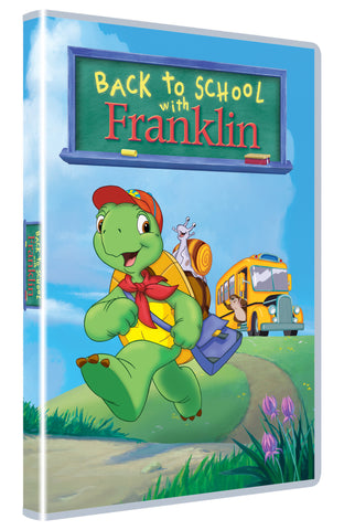 Franklin and Friends Back to School