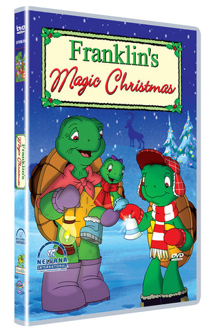 Franklin's Magic Christmas