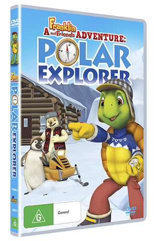 Franklin & Friends Polar Explorer