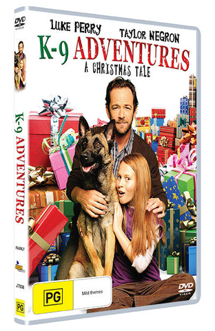 K9 Adventures - A Christmas Tale